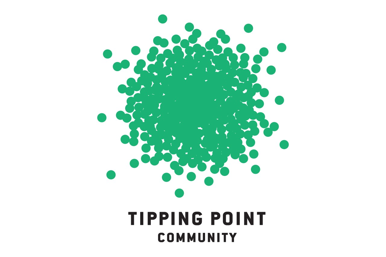 tipping point Tipping point - a domino rally of cars, flaming hay bales and grandfather clocks selected start and end points: many of flixxy's videos start late or end early.
