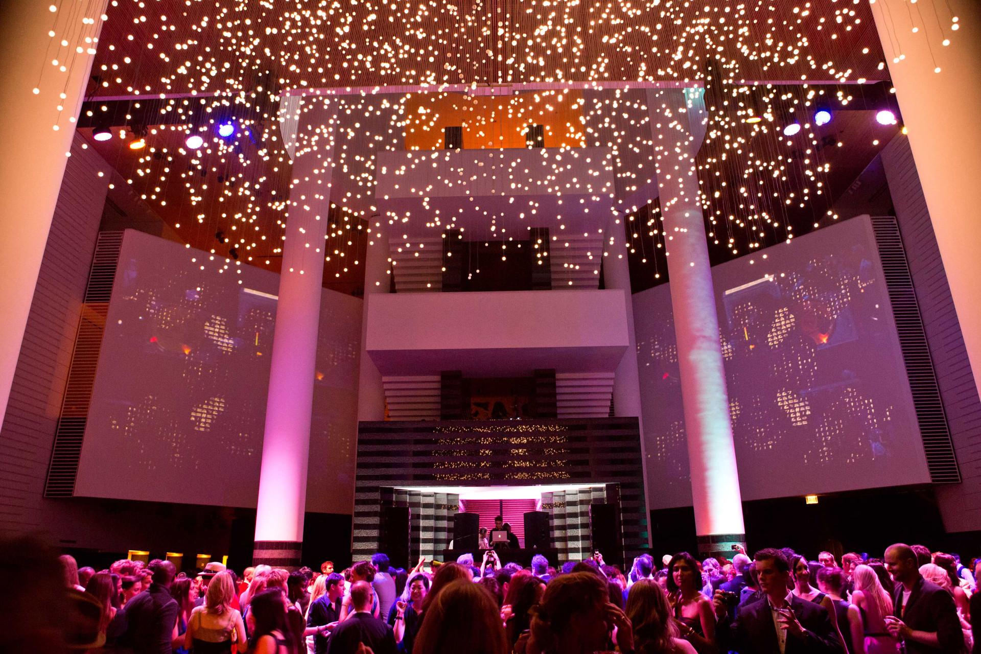 SFMOMA Modern Ball 2012 invitation