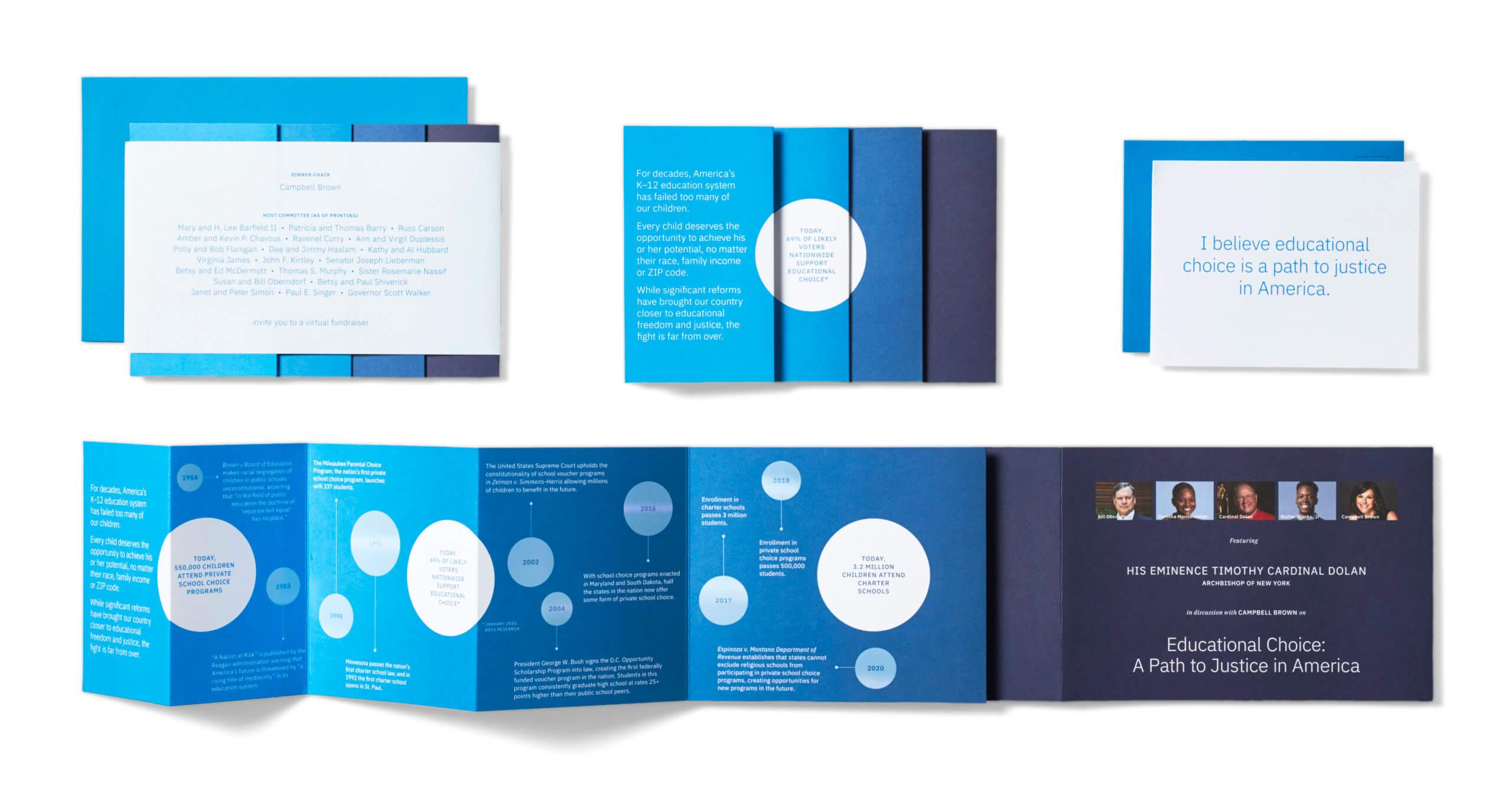AFC benefit 2020 print invitation
